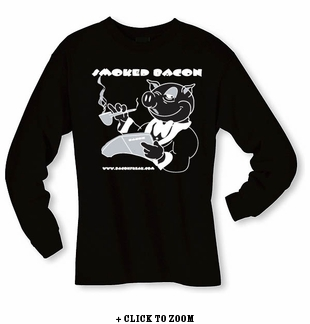 Smoked Bacon - Long sleeve