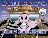 Smokey's Savory Select - Hickory Smoked Bacon - 2pk