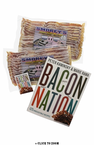 Smoky Salty Crispy Bacon Nation Bundle