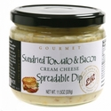 Sundried Tomato & Bacon Cream Cheese Spreadable Dip