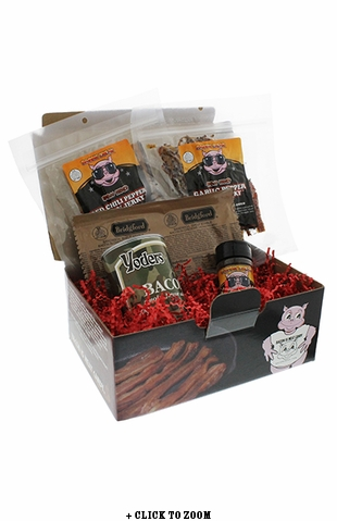 Survivalist Bacon Bundle