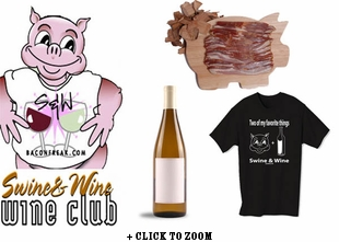 Swine and Wine Club White Wine
