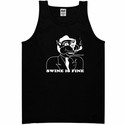 Swine is Fine - Men's Tank Top