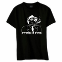 Swine is Fine - Women's Classic Fit Shirt