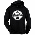 Swine King Hooded Sweatshirt