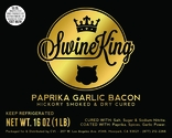 Swine King Paprika Garlic Bacon