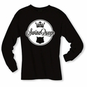 Swine Queen Long Sleeve Shirt