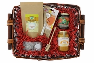 Tea & Toast Gift Basket