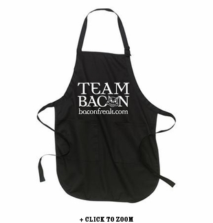 Team Bacon Apron