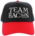 Team Bacon Ball Cap