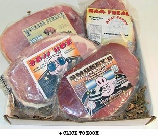 The Ham Box - 4 Packages
