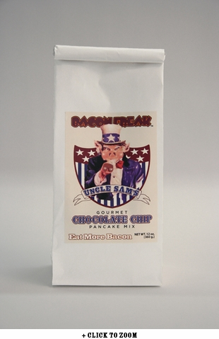 Uncle Sam's Gourmet Chocolate Chip Pancake Mix