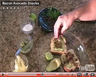 VIDEO: Bacon Avocado Sandwiches - How To