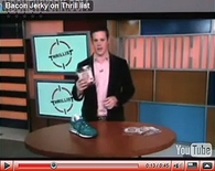 VIDEO: Bacon Jerky Featured on Thrillist