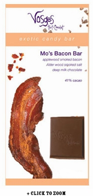 Vosges Mini Milk Chocolate Bar