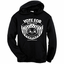Vote for Bacon - Hooded Sweatshirt