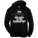 Welcome To The Slaboratory Hooded Sweatshirt