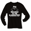 Welcome To The Slaboratory Long Sleeve Shirt