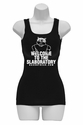 Welcome To The Slaboratory Womens Tank Top