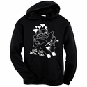 With Love Bacon Freak Hooded Sweatshirt