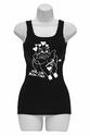 With Love Bacon Freak Womens Tank Top