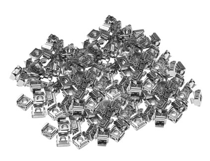 10-32 Cage Nuts Bulk Pack - 2500 Pack