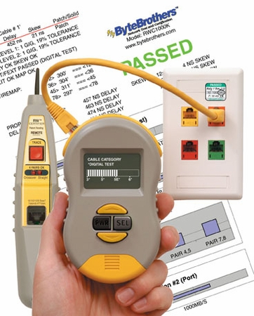 ByteBrothers Test Equipment Real World Certifier