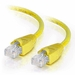 Cat6 Snagless Patch Cables - Yellow
