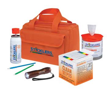 Commercial Fiber Cleaning Kit