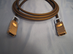 External 4X SAS Cable, 4 Meter, Equalized