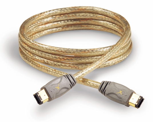 GoldX FireWire Device Cable