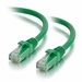 Universal Cat5e Patch Cables - Green