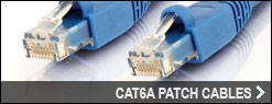 Cat6A Patch Cables