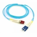 Keyed LC Limited Axcess� Secure Patch Cables