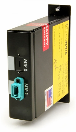 Low Loss MTP Cassette, 12 Fiber, LC to Male MTP, Multimode OM3
