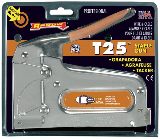 Low Voltage Wire Tacker (Staple Gun)