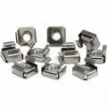 M6 Cage Nuts, Zinc - 100 Pack