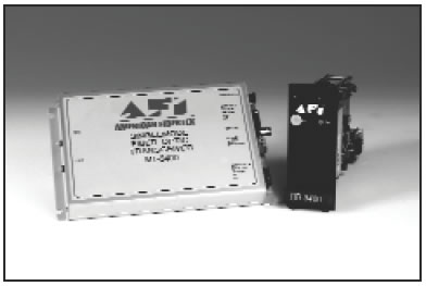 Rack Card Transmitter / Video Source: 3490