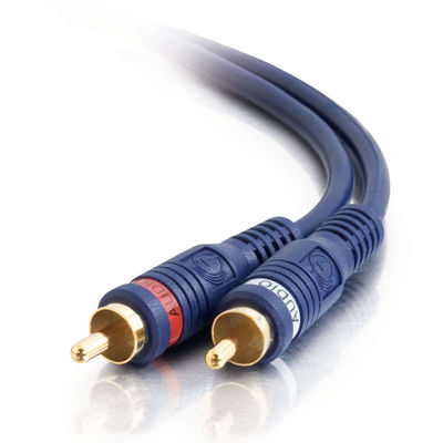 Velocity™ RCA Stereo Audio Cable - 12ft