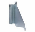 Wall mount, panel mounting bracket for KCD-300/KCD-302