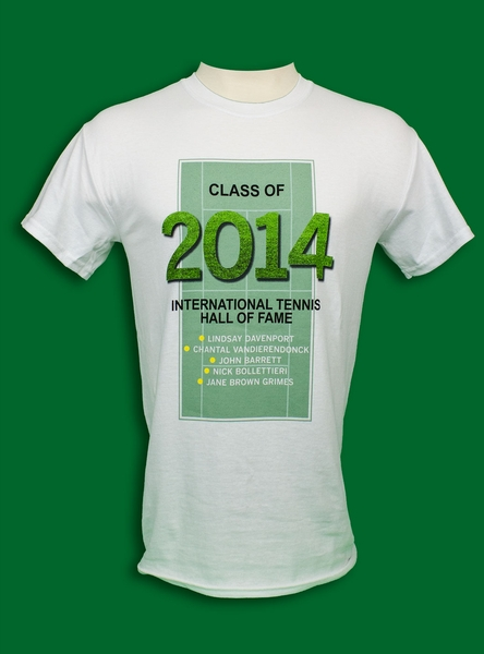2014 Enshrinement Tee