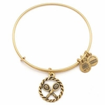 Game, Set, Match Alex and Ani Gold Bangle