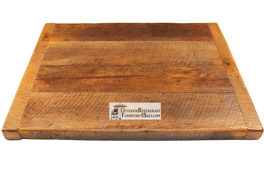wooden restaurant table tops 2