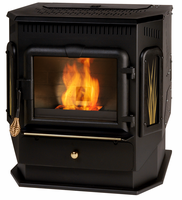 49-TRCPM - Multi-Fuel Stove - 2200 sq. ft. heating