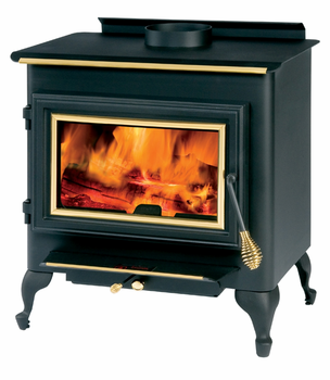 50-TNC13  -  EPA Certified Non-Catalytic Wood Stove - 1,800 sq. ft.