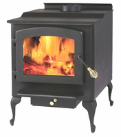 50-TNC30  -  EPA Certified Non-Catalytic Wood Stove - 1800 to 2400 sq. ft. heating