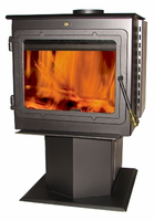 50-TRSSW01 Madison Smartstove Heats up 1800 sq ft