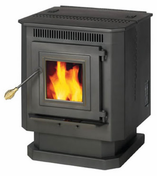 55-TRP10 - EPA Certified Pellet Stove - 1500 sq. ft. heating