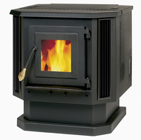 55-TRP22 - EPA Certified Pellet Stove - 2200 sq. ft. heating