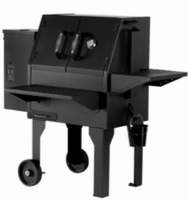 TIMBER RIDGE PELLET GRILL/SMOKER